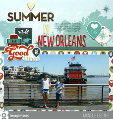 Summer in New Orleans - Imaginisce
