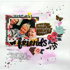 Friends - Pebbles