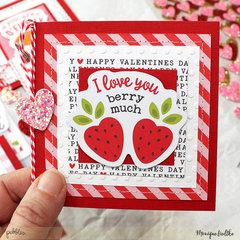 Pebbles Inc Valentine's Cards