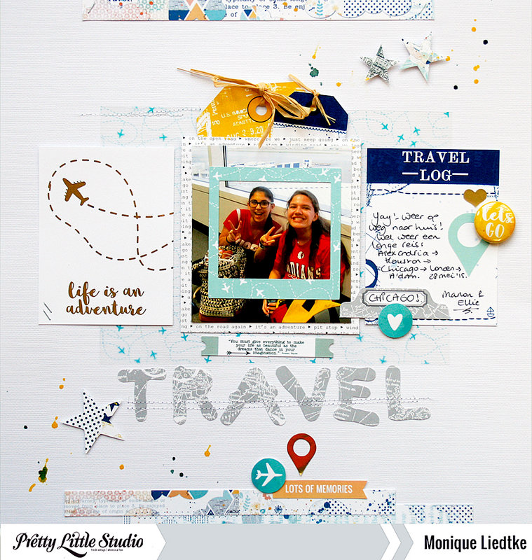 Travel - Pretty LIttle Studio
