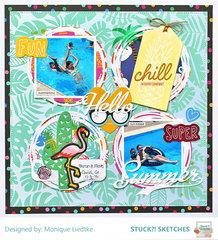 Hello Summer - Amy Tangerine
