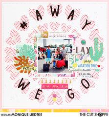 Away We Go - Crate Paper