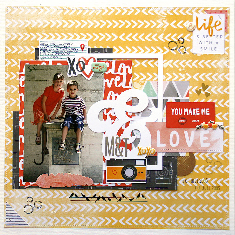 M&T - Amy Tangerine