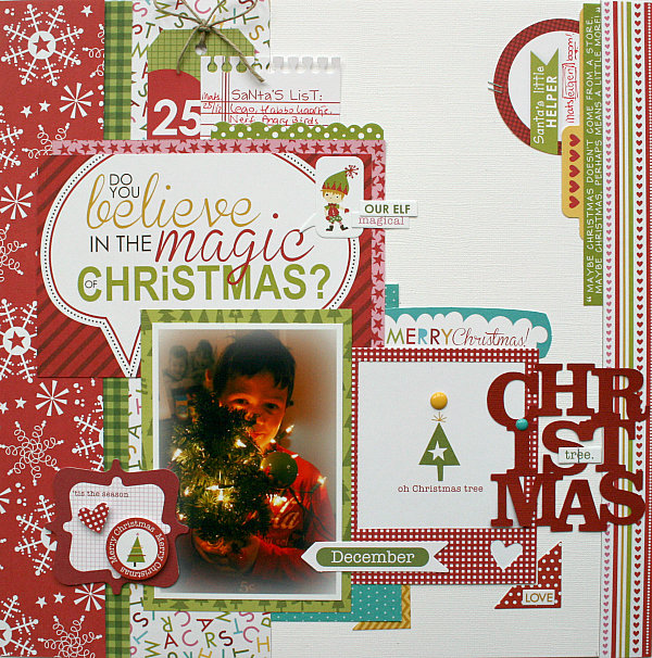 Do you believe in the magic of Christmas? - Bella Blvd