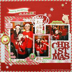 Merry Christmas - Doodlebug (Home for the Holidays)