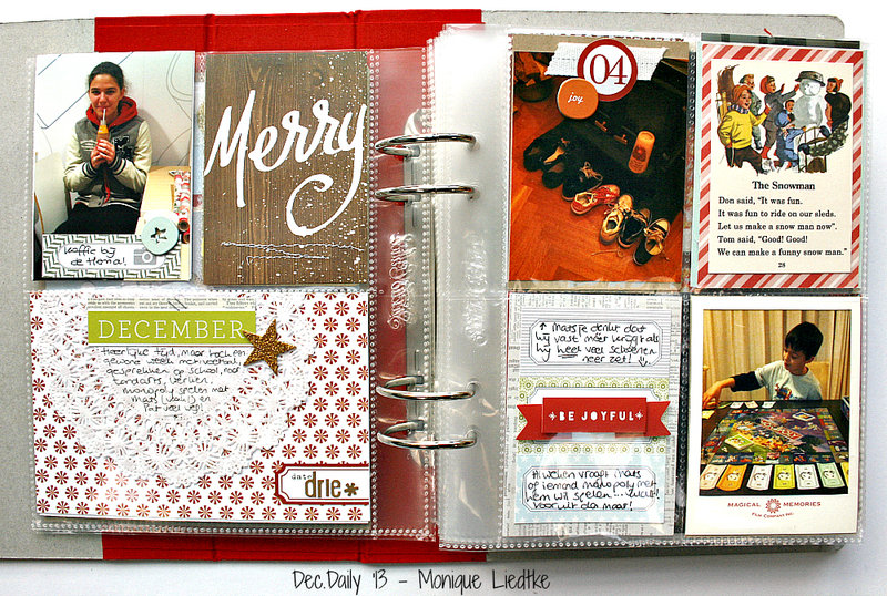 December Daily 2013
