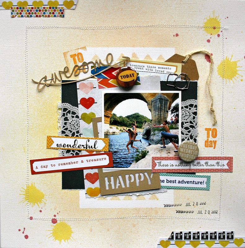 Happy - Glitz Design