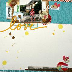 LOVE Summer - Doodlebug & Elle's Studio