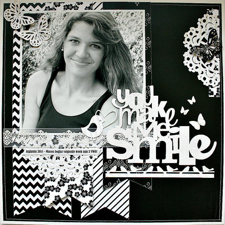 You make me smile _ Imaginisce