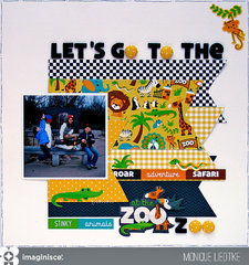 Let's Go To The Zoo - Imaginisce