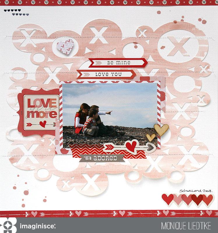 Love You More - Imaginisce