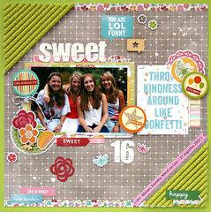 Sweet 16 - Jillibean Soup