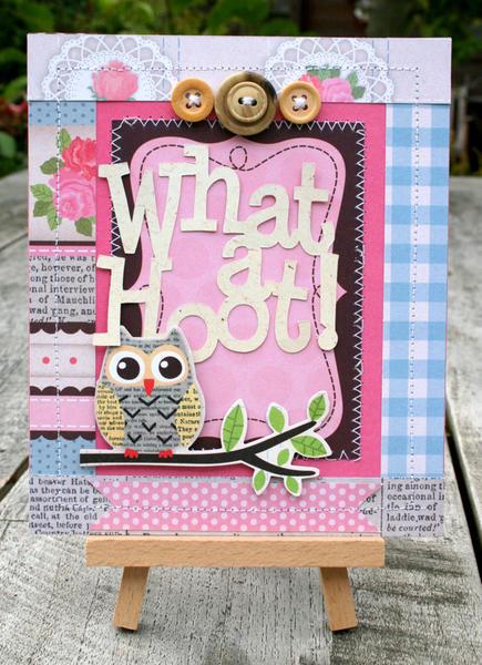 What a Hoot! - My Little Shoebox