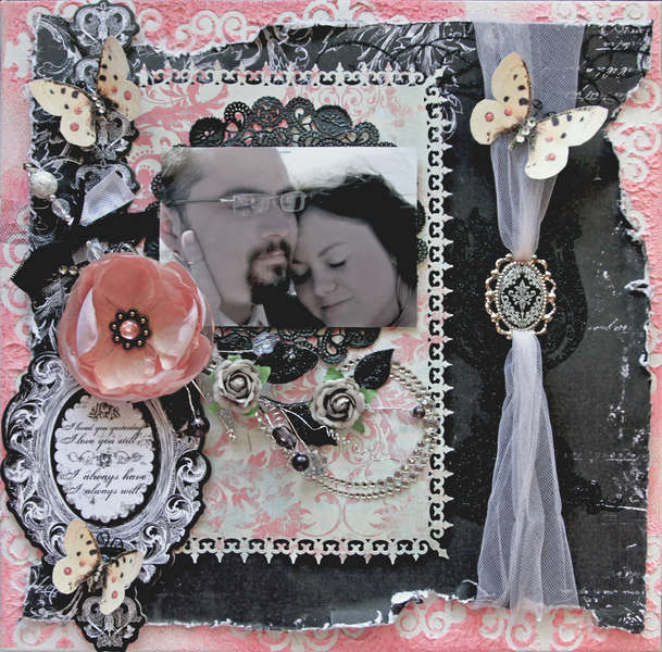 Always **SCRAPS OF DARKNESS** DECEMBER KIT-WINTER'S EVE