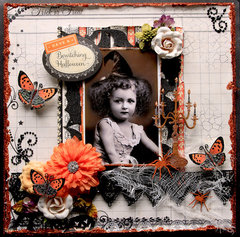 Bewitching **Scraps Of Darkness** October Kit~Gothic