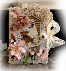 Beautiful~Altered Book Box *Tresors De Luxe Etsy*