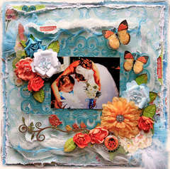 Delightful & Sweet **SCRAPS OF ELEGANCE** October Kit-Dreams of You