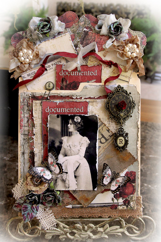 Documented Pocket Journal *Reneabouquets.com* *Reneabouquets Etsy*