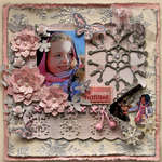 Dreams Fulfilled *For Sue Feher* **SCRAPS OF DARKNESS** December Kit- Winter's Eve