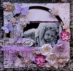 Enchanted **SCRAPS OF DARKNESS** DECEMBER KIT-WINTER'S EVE