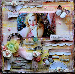 Enjoy The Journey **SCRAPS OF DARKNESS** MARCH KIT-DAY GLO