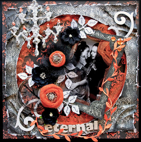 Eternal **SCRAPS OF DARKNESS** October Kit-All Hallows' Eve