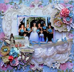 Family **SCRAPS OF ELEGANCE** *November Kit-Je t'aime*