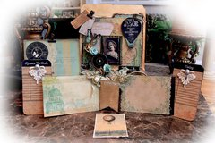 Collecting Family Memories *Scraps Of Darkness* June Kit~Perfectly Stunning
