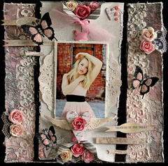I Love This Memory  **SCRAPS OF ELEGANCE** January Kit-A Dream Within A Dream