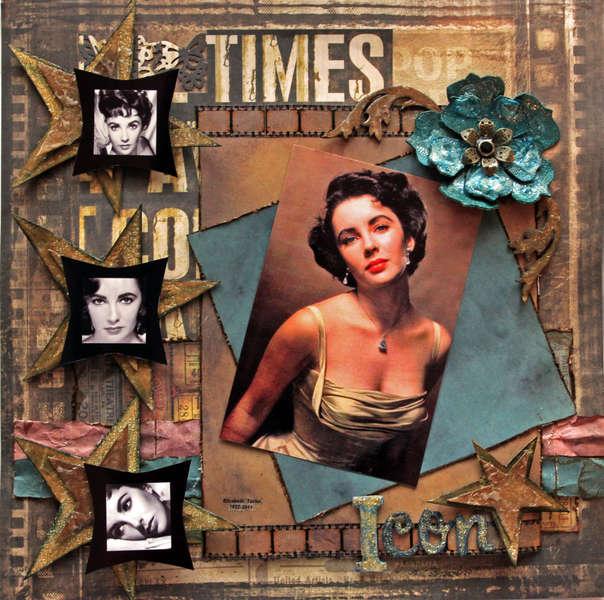 Icon-A Tribute To Elizabeth Taylor