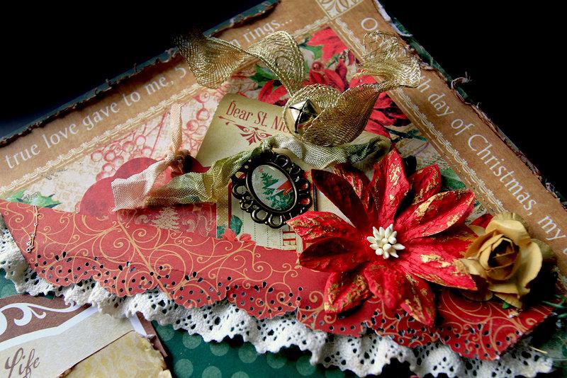 It's A Wonderful Life *Scraps Of Elegance* December Kit~Mistletoe Memories