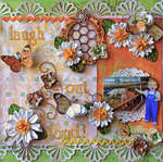 LOL **SCRAPS OF ELEGANCE** March Kit-Butterfly Dreams