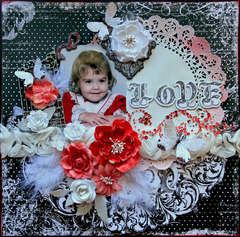 LOVE **SCRAPS OF DARKNESS** December Kit Winter's Eve
