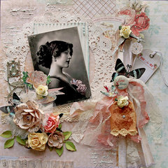 Love Always **Scraps Of Elegance** September Kit~Simply Shabby Chic