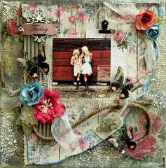 Love Today *Scraps Of Darkness* August Kit~Weathered And Worn