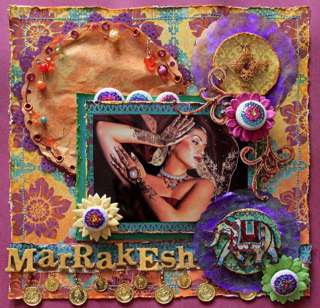 Marrakesh **SCRAPS OF DARKNESS**