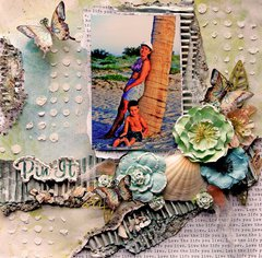 Pin It *Scraps Of Darkness* March Kit~Radioactive