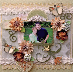 Remember Family **SCRAPS OF ELEGANCE** September Kit-Nostalgia