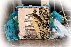 Remember This Mini Album *Scraps Of Elegance* October Kit~Rue Des Rosiers