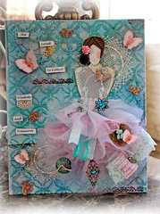 She Loved To Collect Trinkets & Treasures **SCRAPS OF ELEGANCE** May Kit-Yesterdays