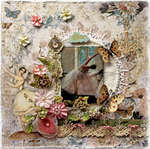 Shine **SCRAPS OF ELEGANCE** May Kit- Swan Song