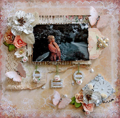 Soulful~Beautiful~ Story **SCRAPS OF ELEGANCE** Lisa's Sweet September Kit