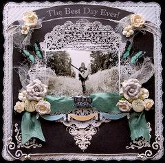 The Best Day **Scraps Of Darkness** September Kit~The Black Album