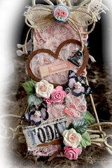 Today Memory Pocket *Scraps Of Elegance* February Kit~Love Always