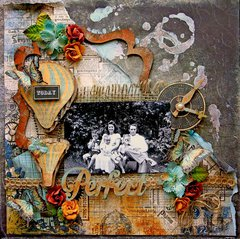 Today Was Perfect * Scraps Of Darkness* June Kit~Perfectly Stunning