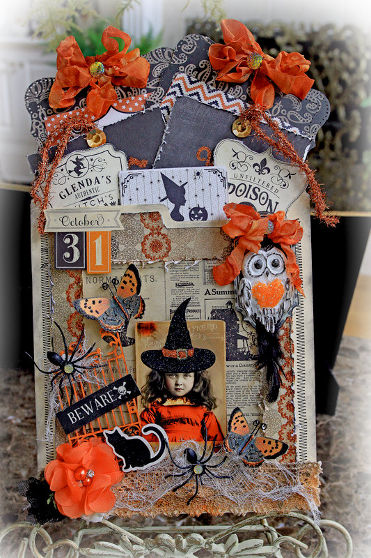 A Witch's Night Out Pocket Journal **Reneabouquets*