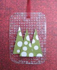 Archiver's Make It & Take It ornament