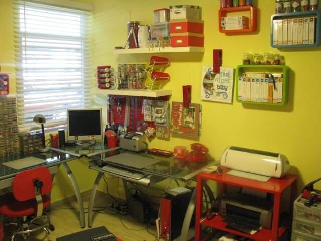 My Scrap space
