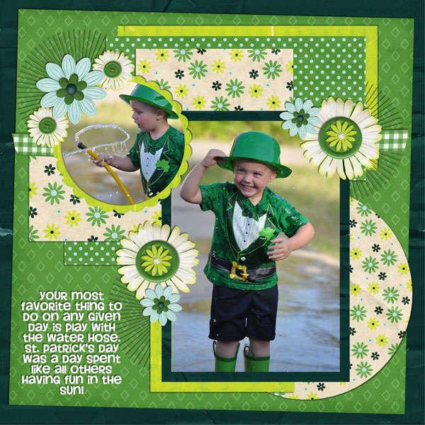 Saint Patrick's Day Fun In The Sun