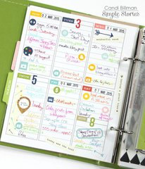 Life Documented Planner (March)
